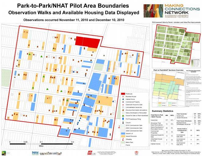 munity mapping campaign in california neighborhood nnip